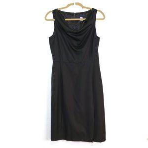 J. Crew - Drape neck sleeveless dress